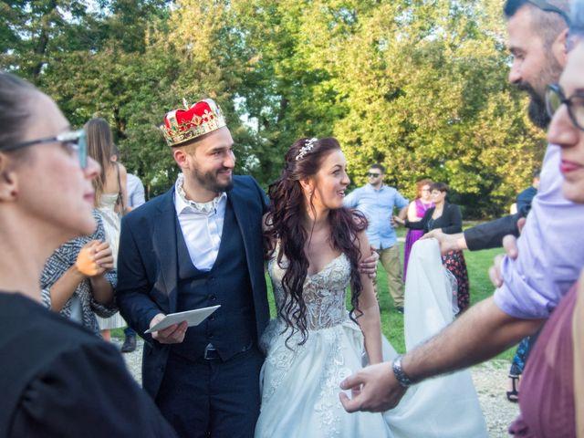 Il matrimonio di Mattia e Fitore a Bondeno, Ferrara 55