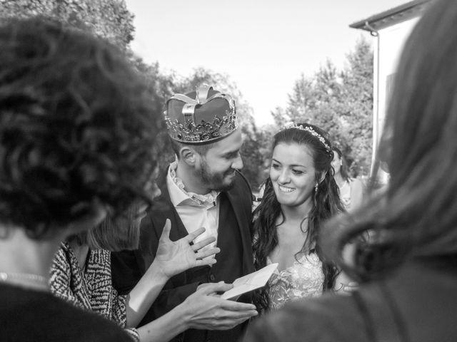 Il matrimonio di Mattia e Fitore a Bondeno, Ferrara 56