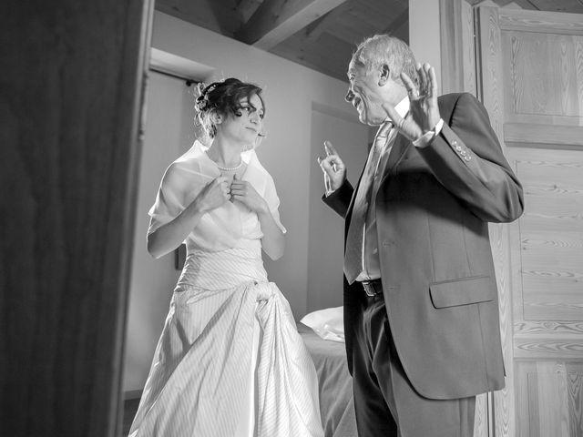 Il matrimonio di Gloria e Claudio a Neive, Cuneo 12