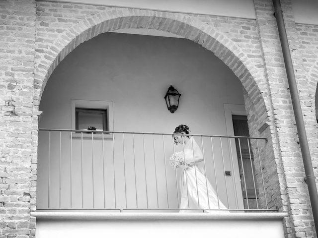Il matrimonio di Gloria e Claudio a Neive, Cuneo 13