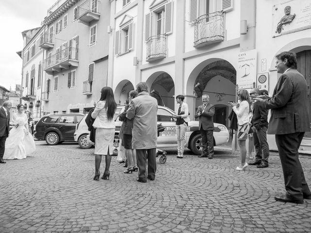 Il matrimonio di Gloria e Claudio a Neive, Cuneo 14