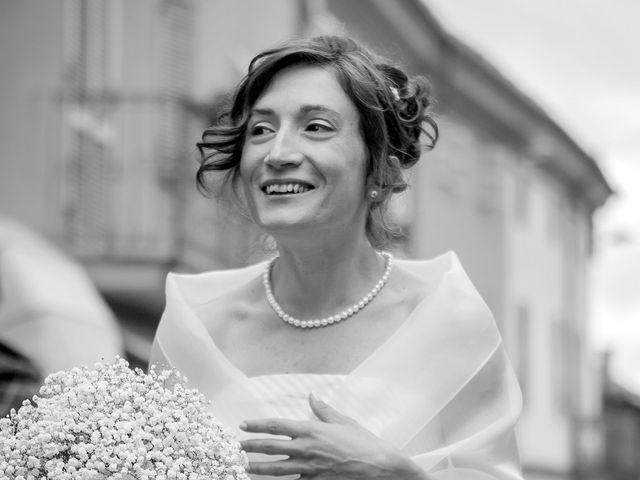Il matrimonio di Gloria e Claudio a Neive, Cuneo 15