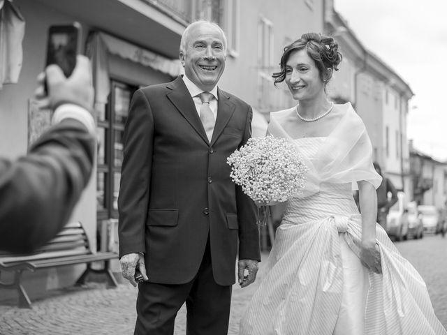 Il matrimonio di Gloria e Claudio a Neive, Cuneo 16