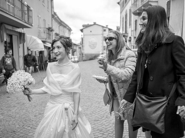 Il matrimonio di Gloria e Claudio a Neive, Cuneo 17