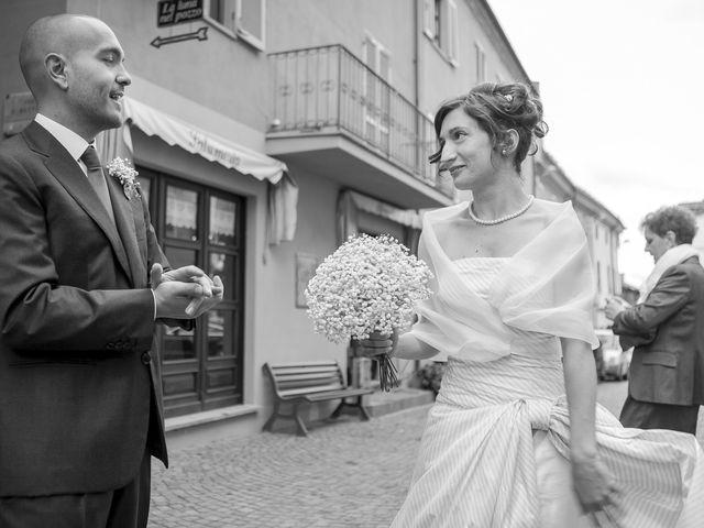 Il matrimonio di Gloria e Claudio a Neive, Cuneo 18
