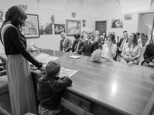 Il matrimonio di Gloria e Claudio a Neive, Cuneo 20