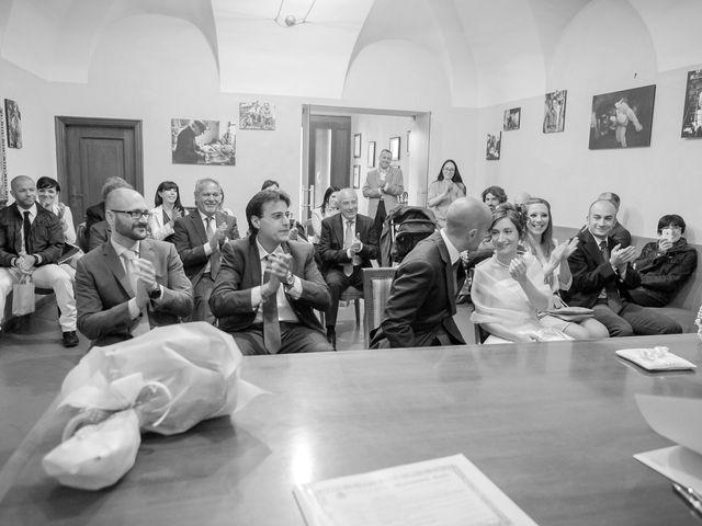 Il matrimonio di Gloria e Claudio a Neive, Cuneo 21
