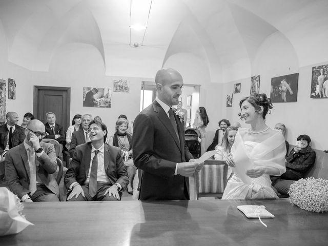 Il matrimonio di Gloria e Claudio a Neive, Cuneo 22