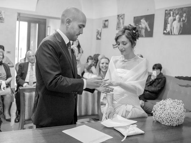 Il matrimonio di Gloria e Claudio a Neive, Cuneo 23