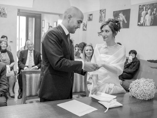 Il matrimonio di Gloria e Claudio a Neive, Cuneo 24
