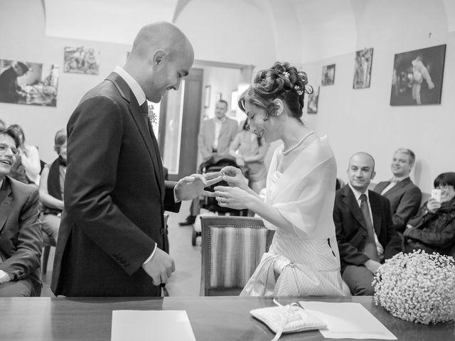 Il matrimonio di Gloria e Claudio a Neive, Cuneo 25
