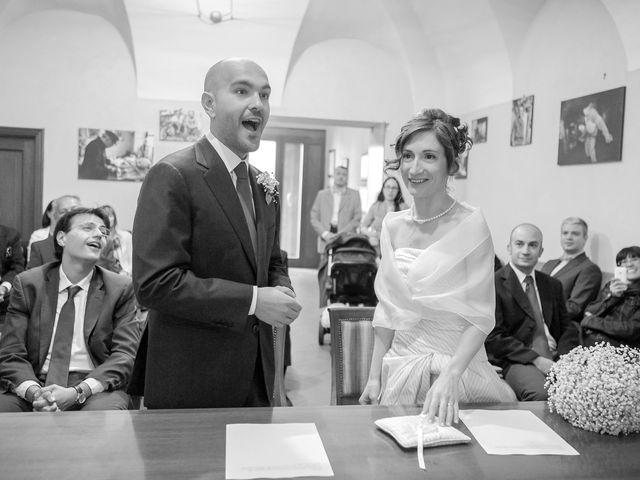 Il matrimonio di Gloria e Claudio a Neive, Cuneo 26