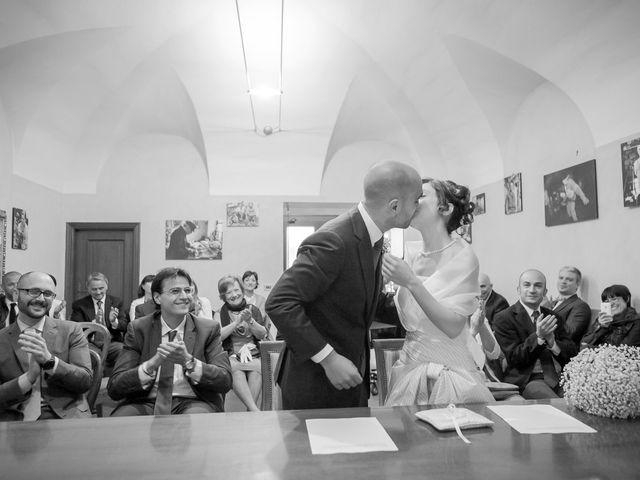 Il matrimonio di Gloria e Claudio a Neive, Cuneo 28