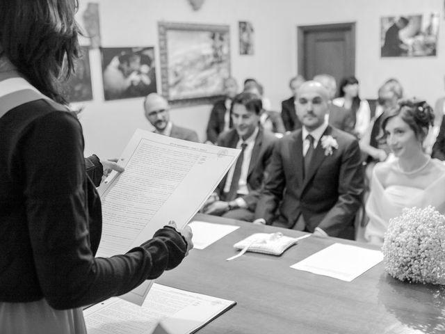 Il matrimonio di Gloria e Claudio a Neive, Cuneo 30