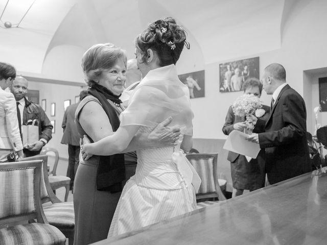 Il matrimonio di Gloria e Claudio a Neive, Cuneo 36