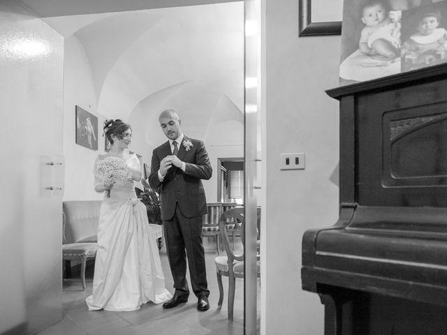 Il matrimonio di Gloria e Claudio a Neive, Cuneo 41