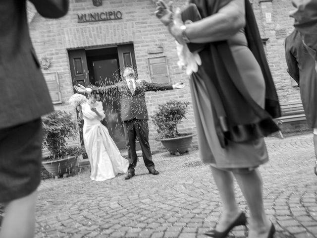 Il matrimonio di Gloria e Claudio a Neive, Cuneo 44