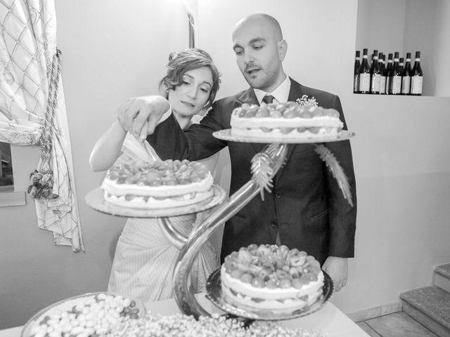 Il matrimonio di Gloria e Claudio a Neive, Cuneo 63