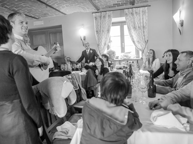 Il matrimonio di Gloria e Claudio a Neive, Cuneo 64