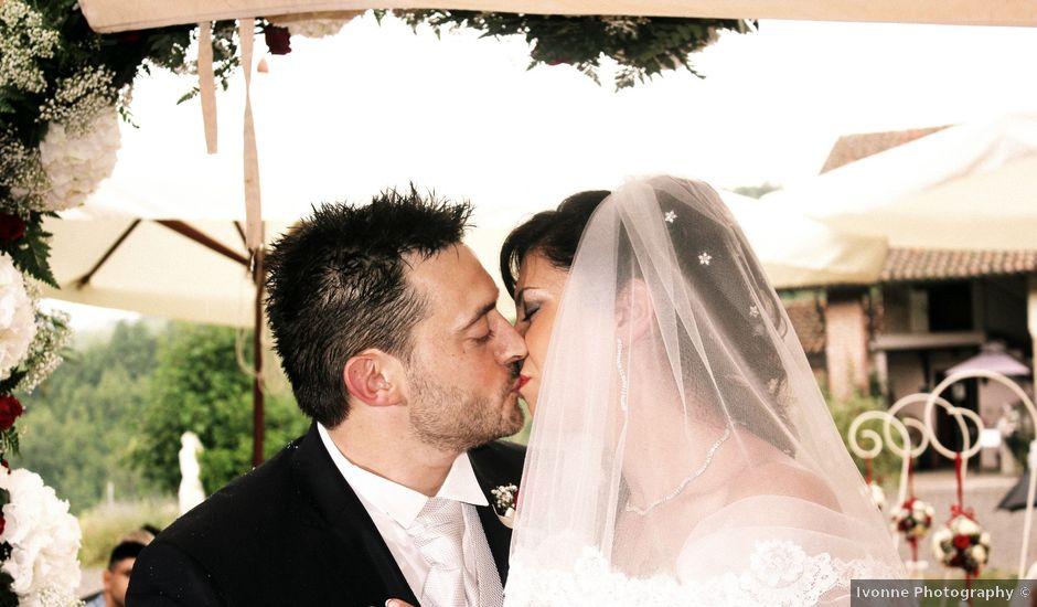 Il matrimonio di Matteo e Melissa a Fortunago, Pavia
