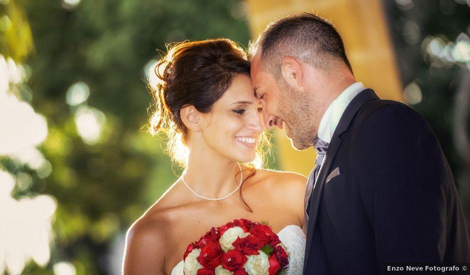 Il matrimonio di Mimmo e Anna Maria a Torre Santa Susanna, Brindisi