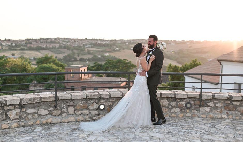 Il matrimonio di Maurizio e Vittoria  a Apice, Benevento