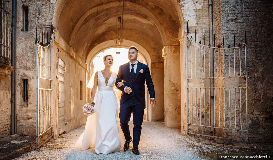 Il matrimonio di Elisa e Francesco a Potenza Picena, Macerata