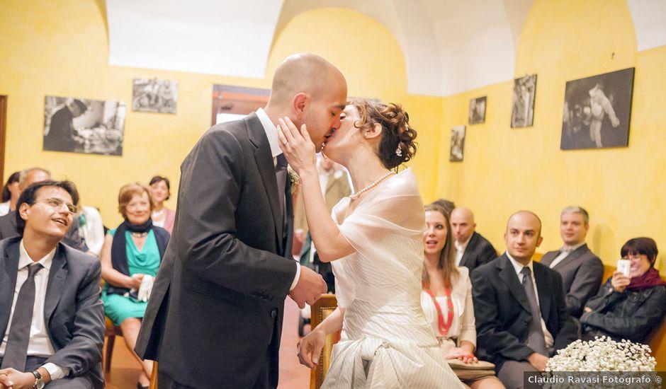 Il matrimonio di Gloria e Claudio a Neive, Cuneo