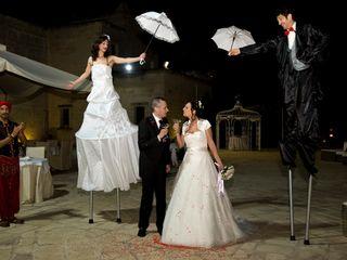 Le nozze di Anna Lucia e Gian Luca