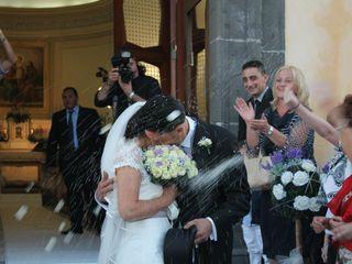 Le nozze di Graziana e Michele