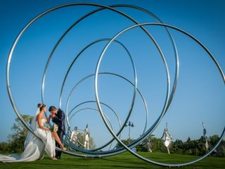 Le nozze di Linda e Yari
