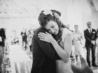 Le nozze di Laura e Michael 1