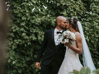 Le nozze di Lucia e Denis 1