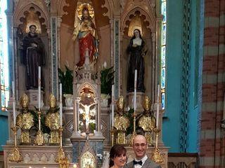 Le nozze di Domenica e Cristian  2