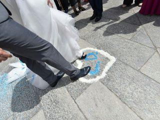 Le nozze di Domenica e Cristian
