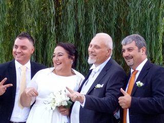 Le nozze di Stefania e Riccardo