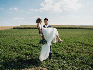 Le nozze di Anni e Demir