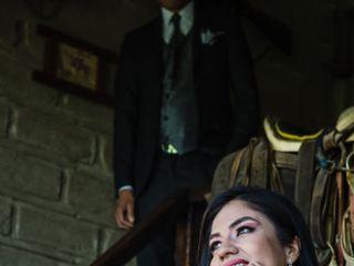 Le nozze di Karina e Omar 2