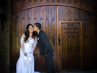 Le nozze di Karina e Omar