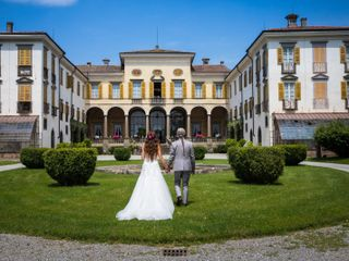 Le nozze di Micaela e Carlo