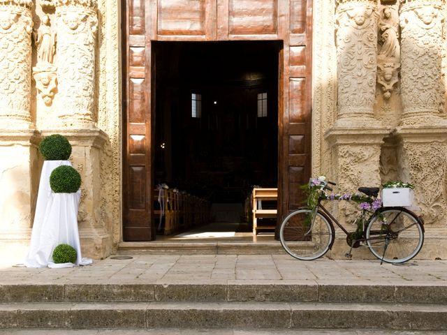 Il matrimonio di Gian Luca e Anna Lucia a Campi Salentina, Lecce 5