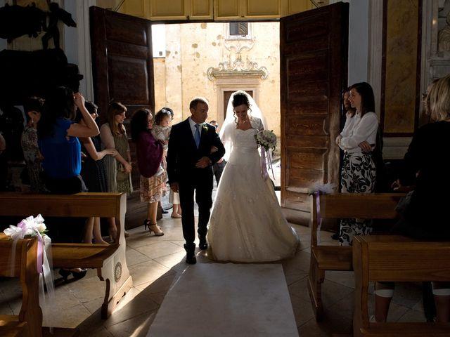 Il matrimonio di Gian Luca e Anna Lucia a Campi Salentina, Lecce 6