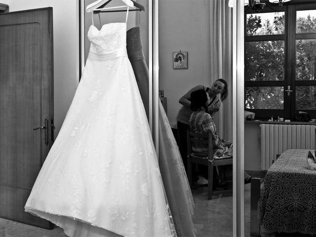 Il matrimonio di Gian Luca e Anna Lucia a Campi Salentina, Lecce 8