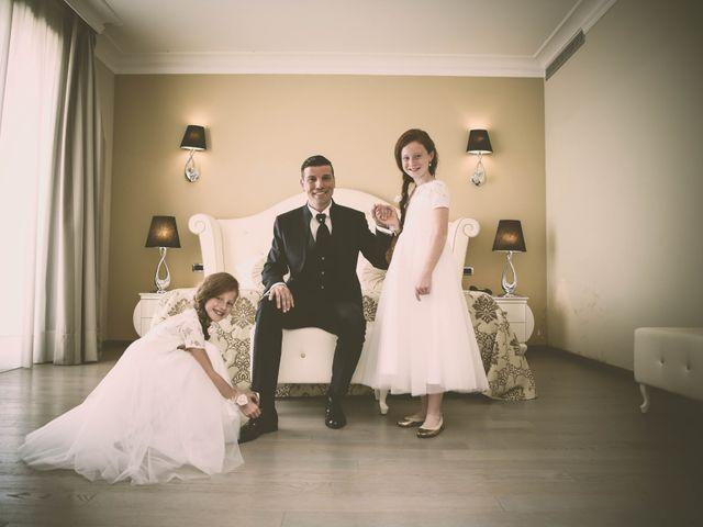 Il matrimonio di Emanuel e Silvia a Carceri, Padova 8