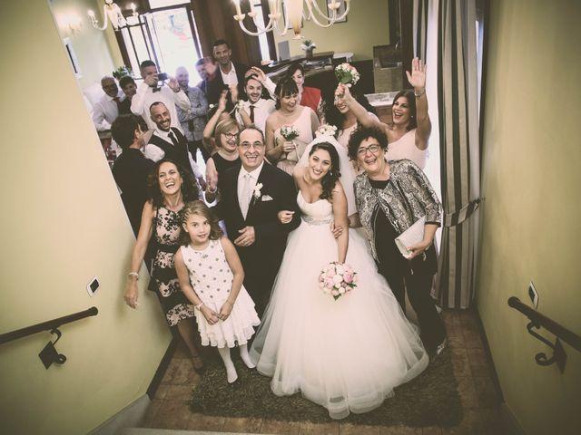 Il matrimonio di Emanuel e Silvia a Carceri, Padova 24