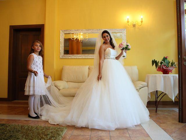 Il matrimonio di Emanuel e Silvia a Carceri, Padova 25