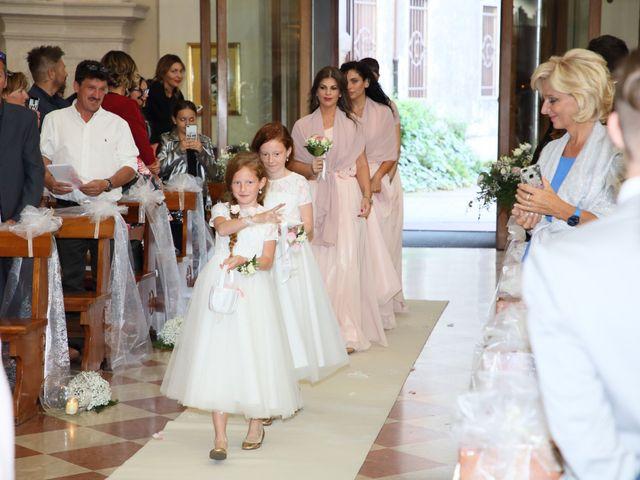 Il matrimonio di Emanuel e Silvia a Carceri, Padova 28