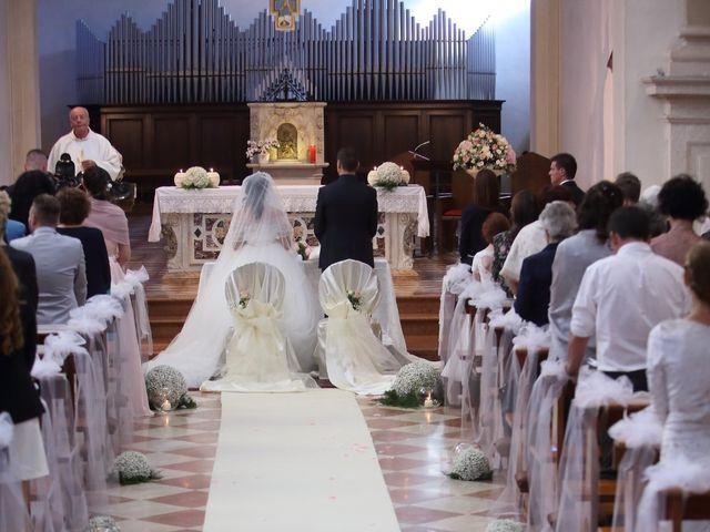 Il matrimonio di Emanuel e Silvia a Carceri, Padova 34
