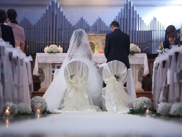 Il matrimonio di Emanuel e Silvia a Carceri, Padova 35