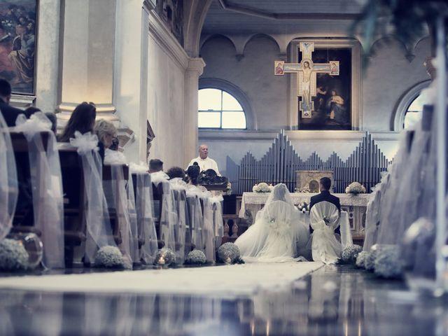 Il matrimonio di Emanuel e Silvia a Carceri, Padova 37